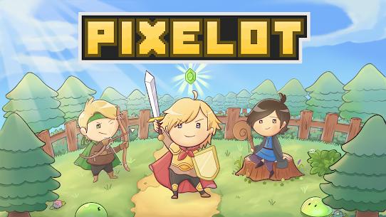 Pixelot MOD Apk 3.0.21 (Unlimited Money) 1
