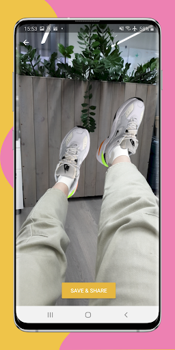 Wanna Kicks : sneaker camera 1.1.60 Screenshots 3