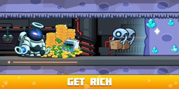 Idle Space Miner – Simulator & Tycoon & Management Mod 2.8.5 Apk (Unlimited money) 3