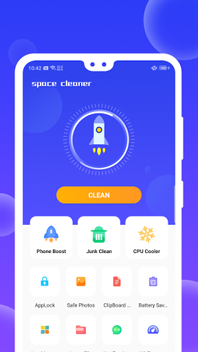 Super Space Cleaner & Powerful Boost android2mod screenshots 1