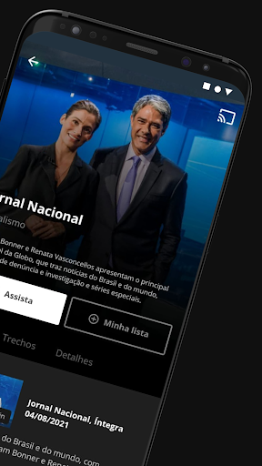 Globoplay: esporte, novela e + apktram screenshots 2