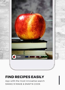 Recipe book: Recipes & Shopping List Screenshot