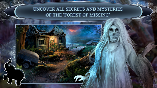 Paranormal Files: The Tall Man - Hidden Objects 1.0.6 screenshots 9