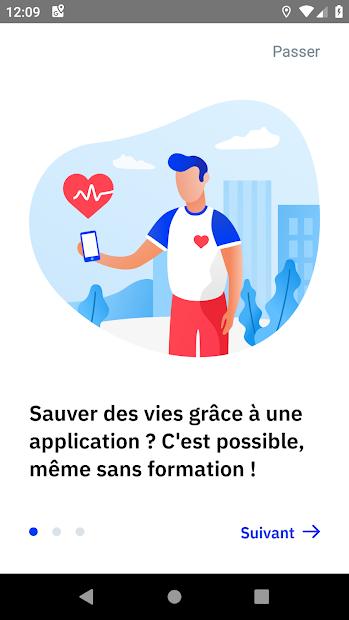 SAUV Life Android App Screenshot