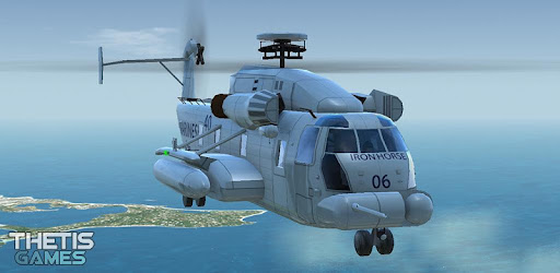 Screenshot of Helicopter Simulator SimCopter 2018 Free