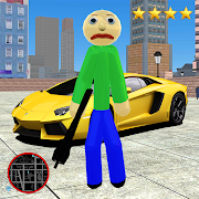 Mad Stickman Rope hero Gangaster Crime