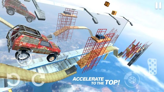 Extreme Car Stunts Screenshot