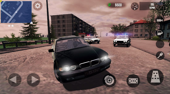 Russian Driver Mod Apk 1.0.3 (A Lot of Currency) 4