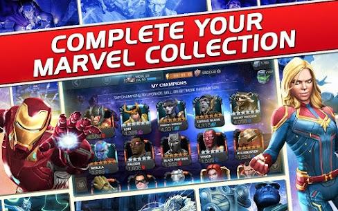 Marvel Contest of Champions Mod Apk [Unlimited Money/Units/Cheats] 7