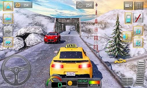 Taxi Driver 3D : Hill Station Mod Apk (Unlimited Money) 1