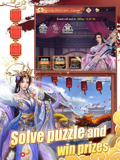 Immortal Taoists-Idle Game of Immortal Cultivation 1.5.2 screenshots 14
