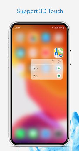 Launcher iOS 14 2.05 Screenshots 4