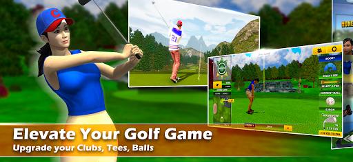 Golden Tee Golf: Online Games screenshots 4