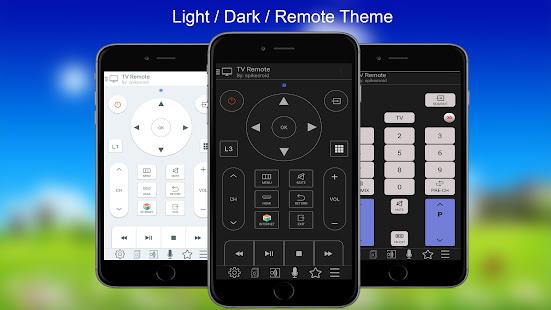 TV Remote for Panasonic (Smart TV Remote Control) 1.32 Screenshots 2