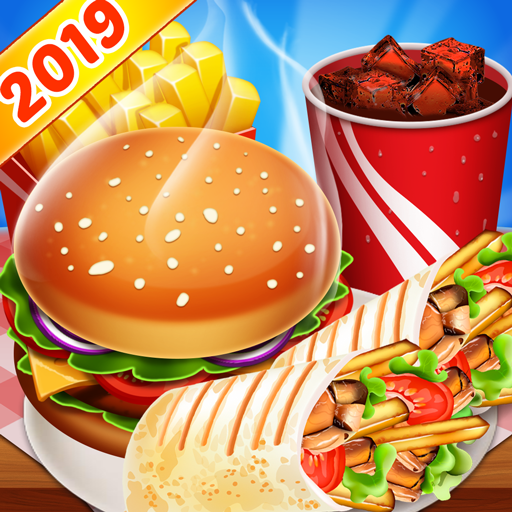 Kitchen Fever   Food Restaurant & Cooking Games