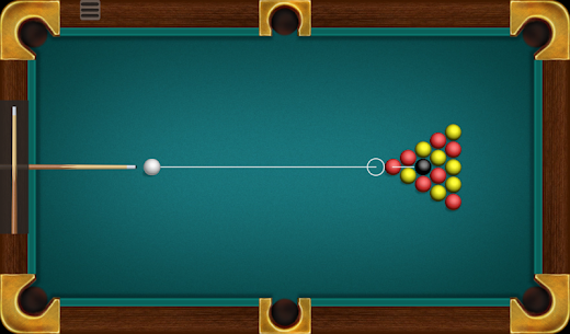 Billiard free MOD APK (Unlimited Money) 4