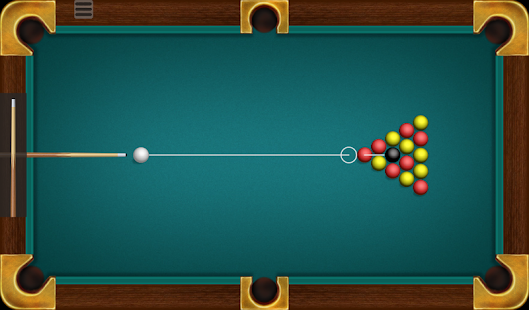 Billard gratis Screenshot