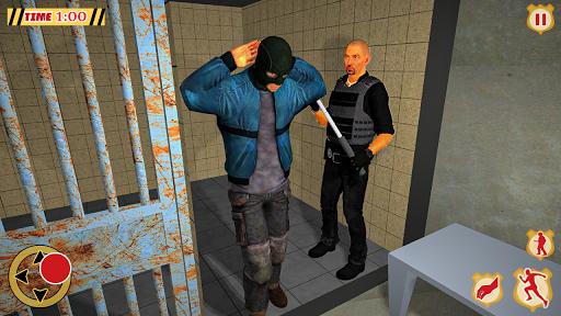 POLICE CRIME SIMULATOR: SUPERHERO GANGSTER KILL apkpoly screenshots 2
