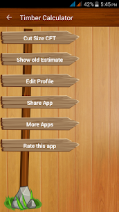 Timber Calculator  Apps For Pc – Windows And Mac – [free Download In 2021] 2
