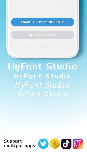 Fonts Pro - Emoji Keyboard Font 1.7.1.1 Screenshots 2