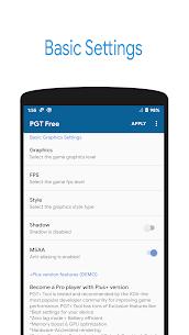 PGT FreeGFX & Optimizer Pro Version Download Latest 2