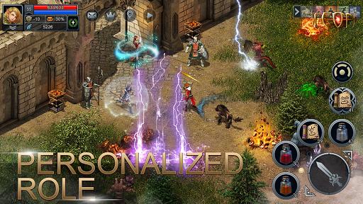 Teon: Sword & Magic apkslow screenshots 14