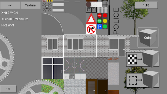 3DMap. Constructor version 7.75 Screenshots 3
