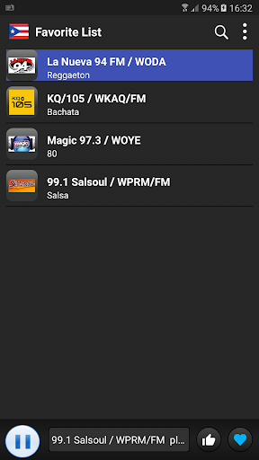 radio puerto rico - am fm online screenshot 3