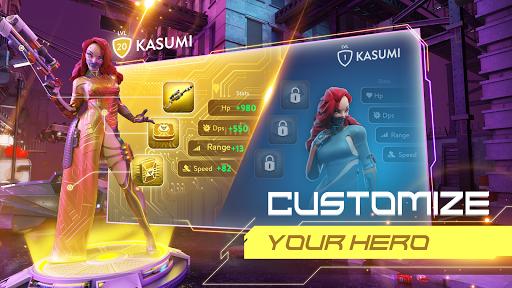Dystopia: Contest of Heroes  screenshots 5