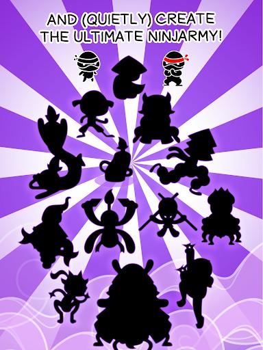 Ninja Evolution - Create & Merge Stealth Warriors modavailable screenshots 8