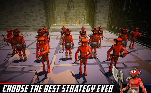 Totally Battle Simulator Game screenshots 2