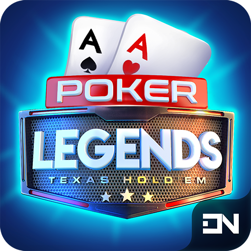 Poker Legends: Free Texas Holdem Poker Tournaments