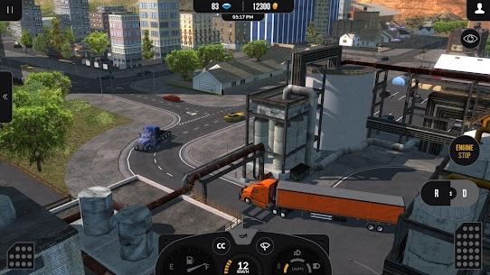 Truck Simulator PRO 2 APK ** Son Sürüm Güncel 2021** 3