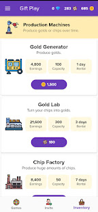 Gift Play - Free Game Codes