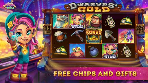SlotoTerra - Classic Vegas Slot Casino  screenshots 1