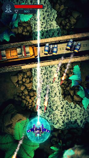 galactic attack: alien screenshot 3