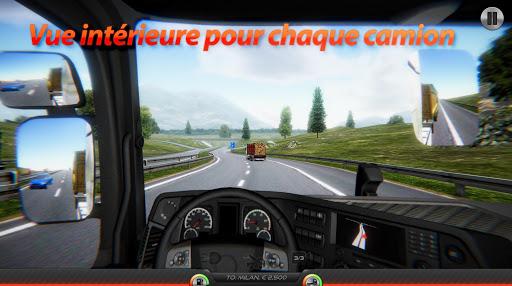 Code Triche Simulateur de Camion : Europe 2 (Astuce) APK MOD screenshots 6