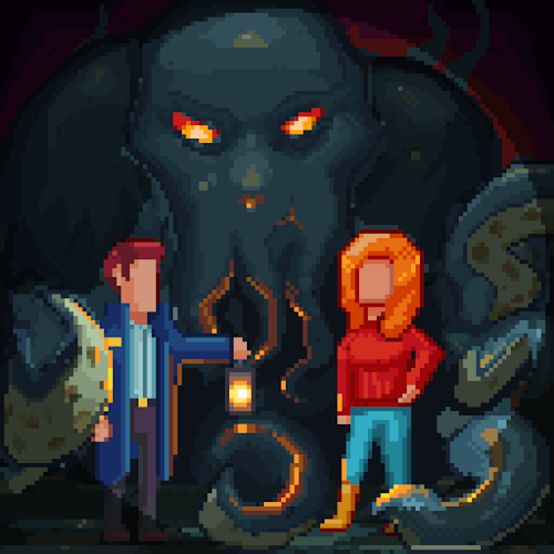 Dark Things - detective quest 3.54