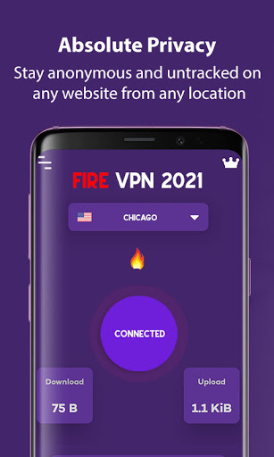 Fire VPN 2021 - Free VPN Proxy & Fast VPN Browser apktram screenshots 3
