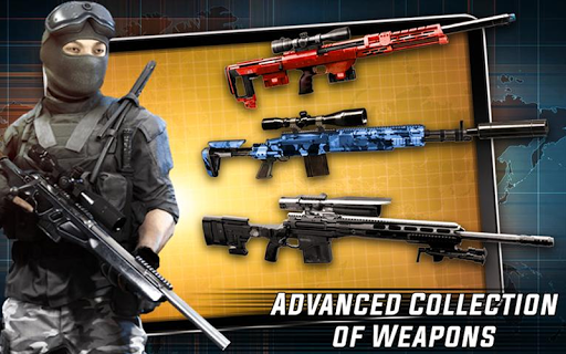 Real Sniper Shooter: FPS Sniper Shooting Game 3D 55 Screenshots 24