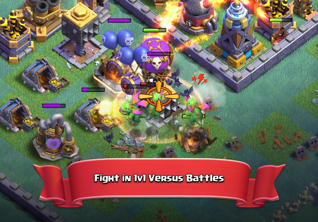 Clash of Clans  poster 23