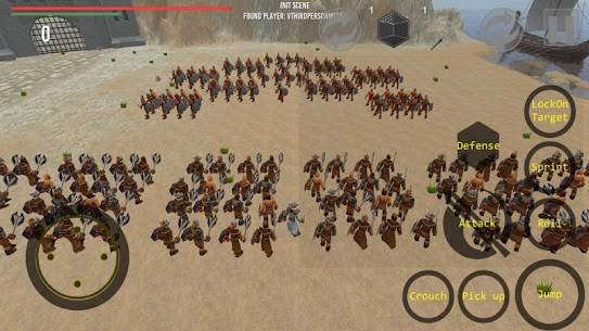 Vikings: Battles for Valhalla 1.1 Mod + Data for Android 2
