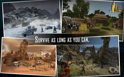 Last Commando - FPS War Shooting Game modiapk screenshots 1