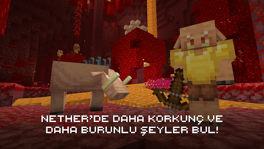 Minecraft Hileli Apk Güncel 2021** 5