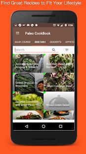 Paleo Diet CookBook & Recipes