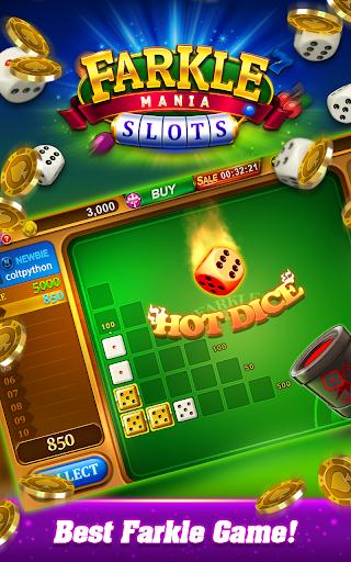 Farkle mania - Slots, Dice and Bingo 21.31 screenshots 1