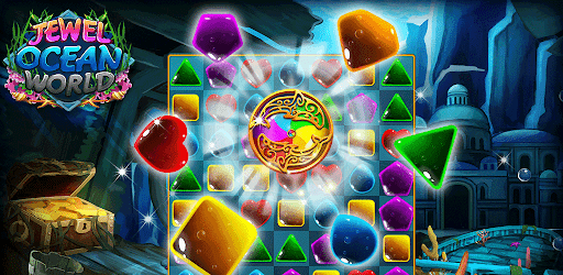 Jewel ocean world: Match-3 puzzle 1.0.5 screenshots 9