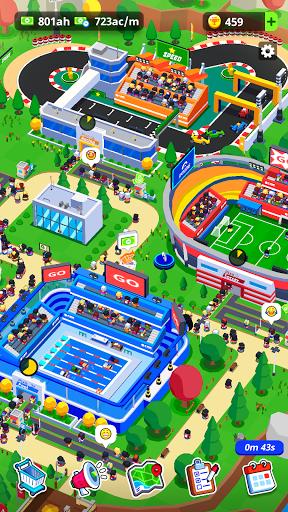 Sports City Tycoon - Idle Sports Games Simulator 1.6.2 screenshots 6