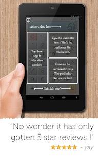 Fraction Calculator Plus APK Download [PAID] 8
