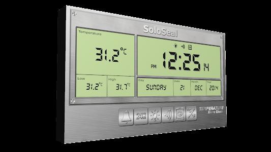 Temperature Alarm Clock 1.24